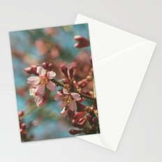 And My Lonely Heart is Beating Slow Stationery Cards