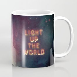 Light Up The World Coffee Mug