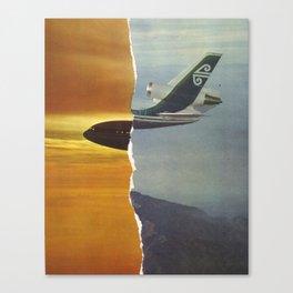 Broken Sky Canvas Print