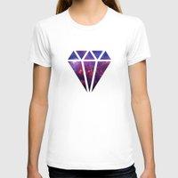 diamond T-shirts featuring Diamond by eARTh