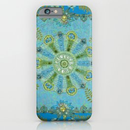 Collaboration With Anonymous #1 iPhone Case