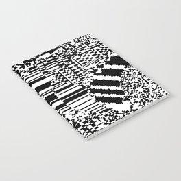 noisy pattern 10 Notebook
