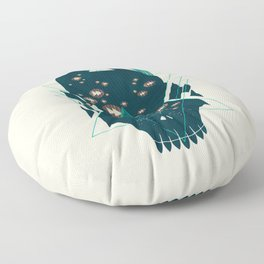 Fast Forward Floor Pillow