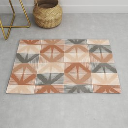 Mudcloth Tiles 01 #society6 #pattern Rug