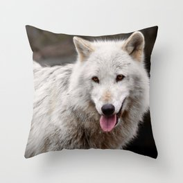 Alawa the Ambassador Throw Pillow