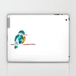 Golden Kingfisher Laptop & iPad Skin