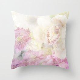 Florals 2 Throw Pillow