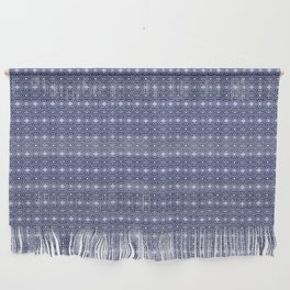 blue dandy chinoisse Wall Hanging