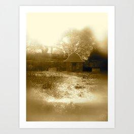 Dumbarton Art Print