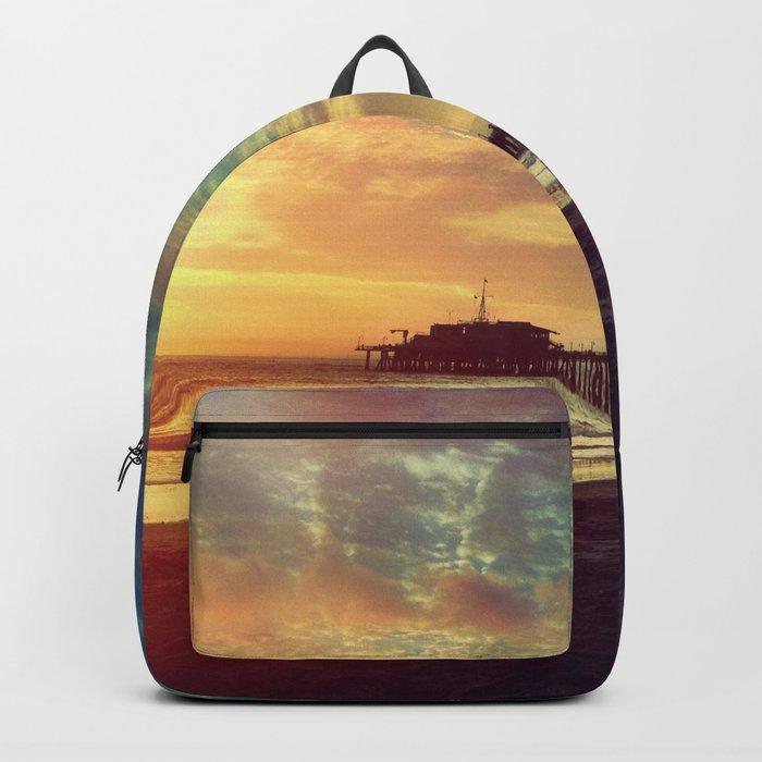 Santa Monica Sunset Backpack