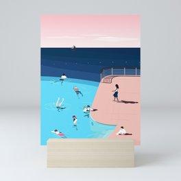 Hotel du Cap-Eden-Roc I Mini Art Print