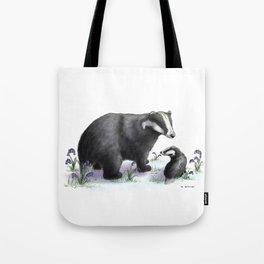 Badger Tote Bag