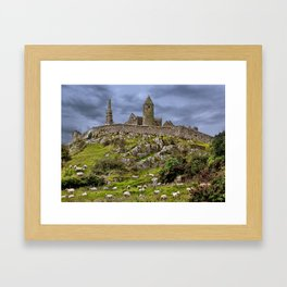 Irish Icon Framed Art Print