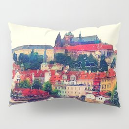 Prague Hradczany Pillow Sham