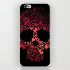 Pirate of roses phone colors urban fashion culture Jacob's 1968 Agency Paris iPhone & iPod Skin