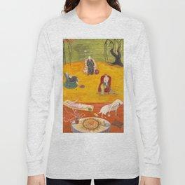 Florine Stettheimer - Heat, 1919 Long Sleeve T-shirt