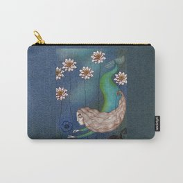 The Mermaid's Lake--Finding the Blue Flower Carry-All Pouch