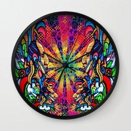 Aztecnique Wall Clock