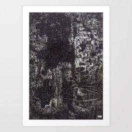 Debon 050212 Art Print
