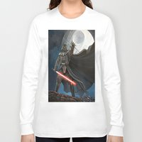 death star Long Sleeve T-shirts featuring Death Star by Laura-A