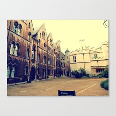 Beauty of Oxford Canvas Print