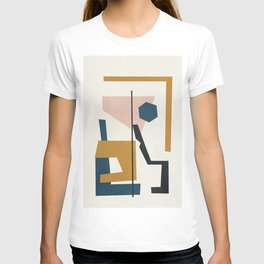 Setting Abstractions 5 T-shirt