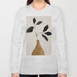 minimal plant 6 Long Sleeve T-shirt