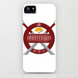 IRONTOWN - Studio Ghibli iPhone Case