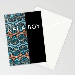 Naija Boy Stationery Cards