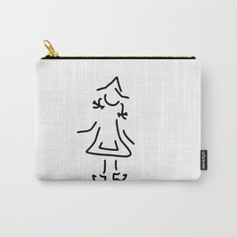 Dutchwoman the Netherlands Carry-All Pouch