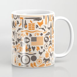 Country Love Coffee Mug