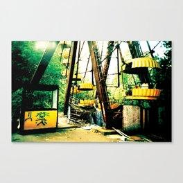 Chernobyl 3 Canvas Print
