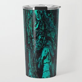Paint texture ( cracked ) Travel Mug