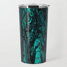 Paint texture ( cracked ) Travel Mug
