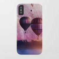 nan lawson iPhone & iPod Cases featuring  So Far so Close by Viviana Gonzalez