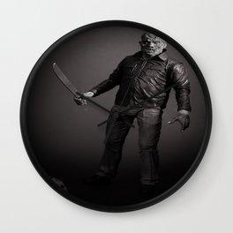 """Friday The 13th"" Wall Clock"