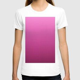 Classic Gradient Mercy Pink T-shirt
