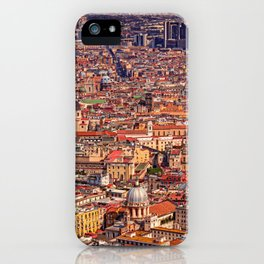 Italian city iPhone Case