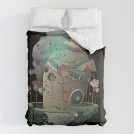 The death of the Ancient Comforters