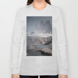 Three Towers, Chile Long Sleeve T-shirt