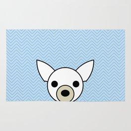 Pop Dog Chihuahua Rug