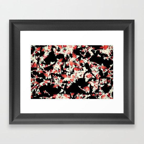 Very Fishy Framed Art Print