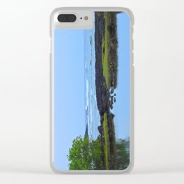 HIdden Treasures Clear iPhone Case