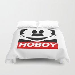 Mickey Ho Boy Duvet Cover