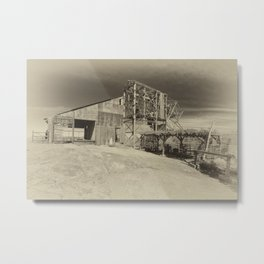 The Guano Cable  Metal Print