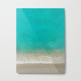 Blue from the Top 4 Metal Print