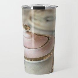 The Pink Teapot Travel Mug