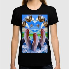 DOLPHIN DICK T-shirt