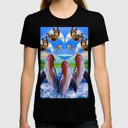 DOLPHIN DICK T-shirt
