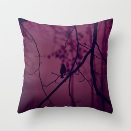 It's Unknown Throw Pillow